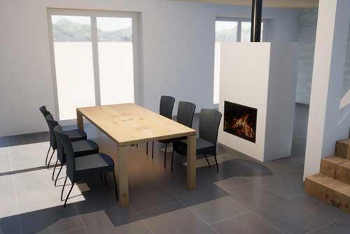 esstische in zeitlos sch nem design jonny b m belwerkstatt. Black Bedroom Furniture Sets. Home Design Ideas