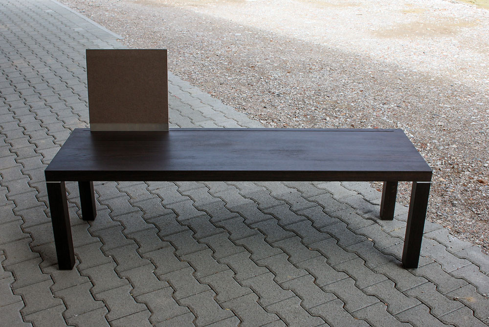 Holzbank fürs Esszimmer – Jonny B. Möbelwerkstatt