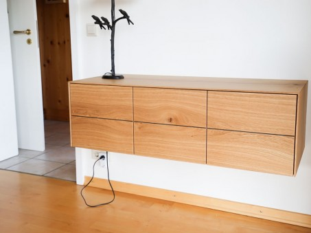 Sideboard in Eiche