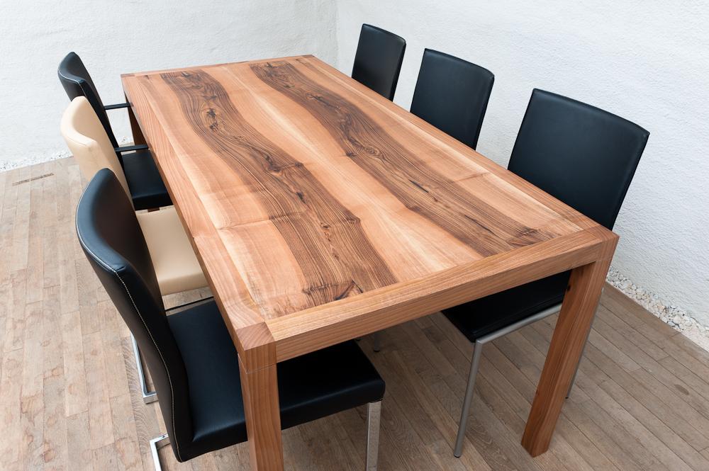 Holztisch In Zeitlos Schönem Design Jonny B Möbelwerkstatt