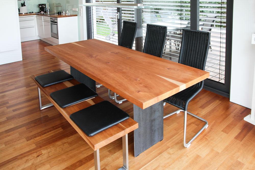 tisch holzscheibe excellent tisch holzscheibe with tisch holzscheibe posted in esstische. Black Bedroom Furniture Sets. Home Design Ideas