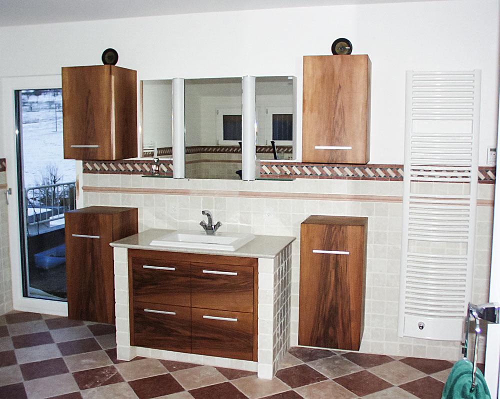 Fabulous Badezimmermöbel aus Holz – Jonny B. Möbelwerkstatt HA08