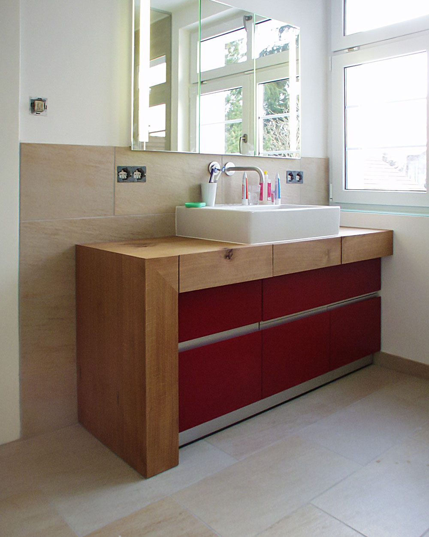 Gut bekannt Badezimmermöbel aus Holz – Jonny B. Möbelwerkstatt TJ86